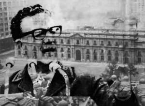 Estados Unidos interviene en Chile contra Allende 1.973