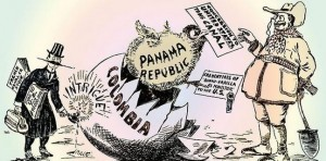 Estados Unidos arrebata a Colombia a Panamá