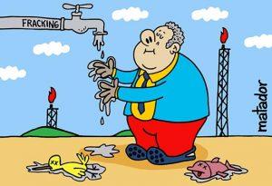 Ahora el fracking es bueno para Duque