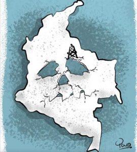El fracking en Colombia es un grave problema