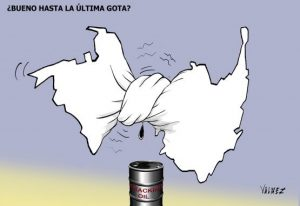 Fracking, problemas para Colombia