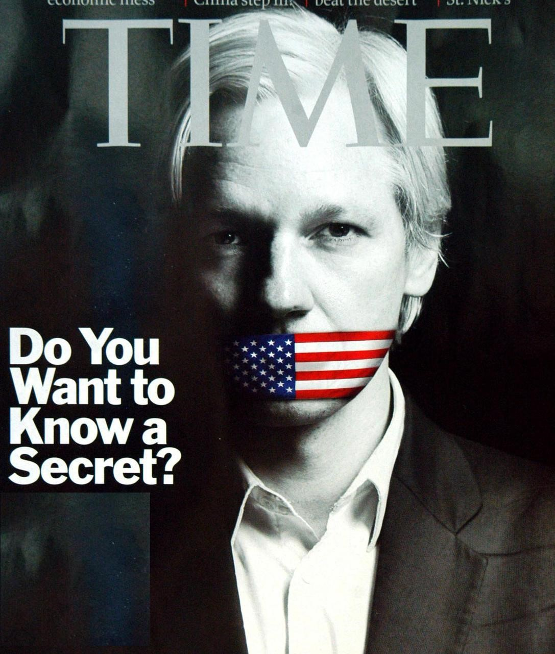 Assange Censura Libertad Prensa