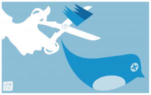 Censura Liberta Prensa Internet Twitter