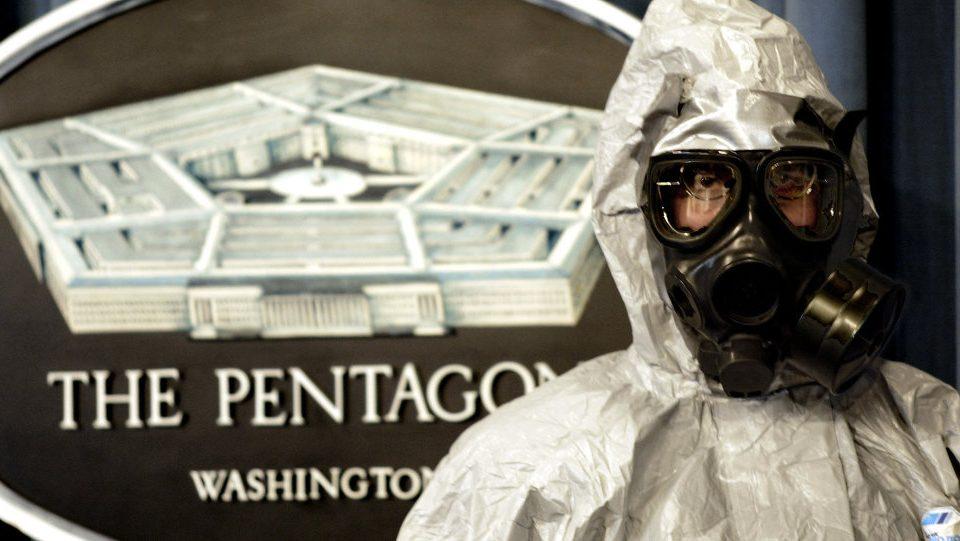 El Pentágono y su guerra genética
