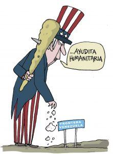 El doble juego de Estados Unidos para con Venezuela