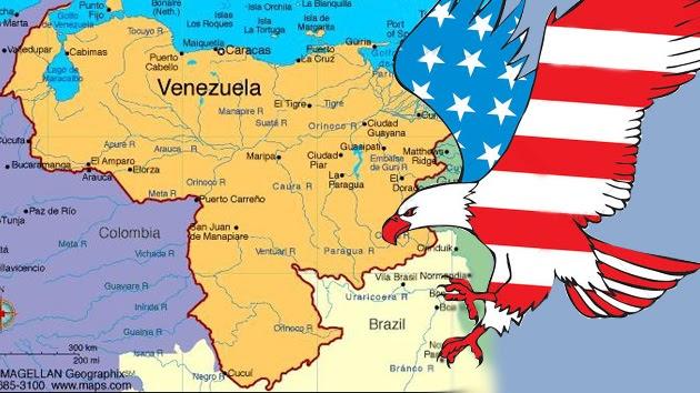 No a la intervención militar norteamericana a Venezuela