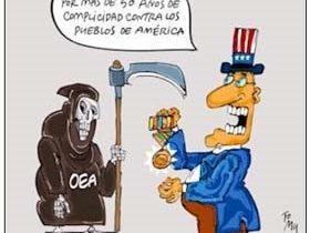 LA OEA: ¿INSTRUMENTO DE ESTADOS UNIDOS?