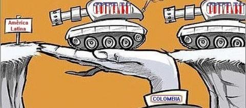 ¿ES COLOMBIA UN CABALLO DE TROYA  DE LA OTAN EN AMÉRICA LATINA?