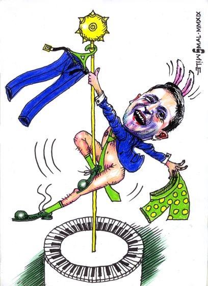 Zelensky de comediante a Presidente de Ucrania
