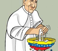 EL SILENCIO DE COLOMBIA FRENTE A LA SITUACIÓN DE VENEZUELA