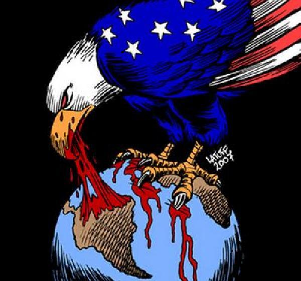 El Águila de USA desangra nuestras riquezas petroleras