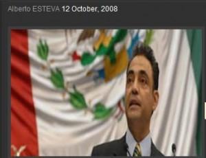 El mexicano Alberto Esteva