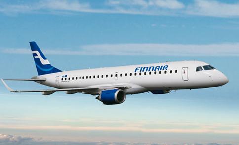 Avión Embraer E-190