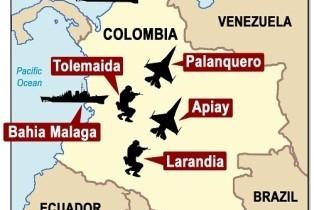 MANTENER PRESENCIA MILITARES DE U.S.A. EN COLOMBIA: PARA QUÈ?
