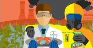 Si es Monsanto Bayer NO es bueno