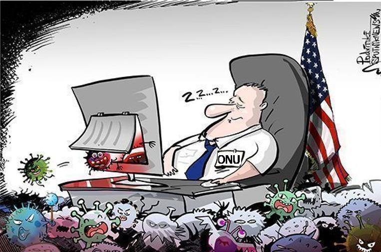 Ciberataque a la ONU