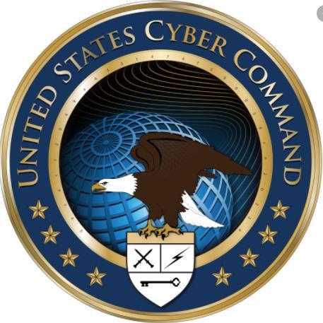 Logo comando ciberespacio USA