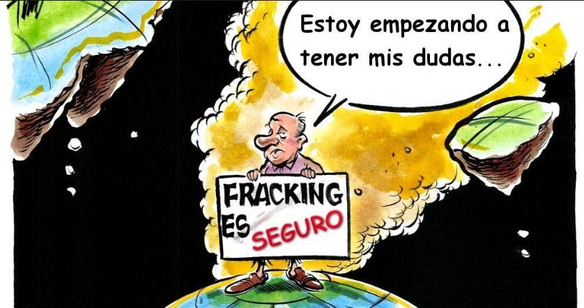 El Fracking es verdaderamente inseguro en Colombia