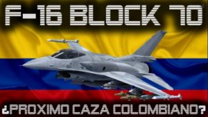 Avión F-16 Block 70