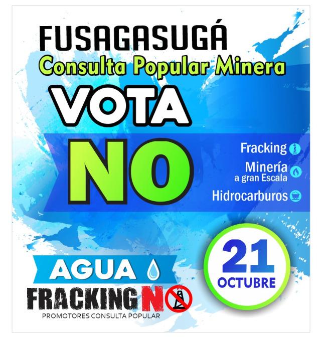 Consulta Fracking en Fusagasuga