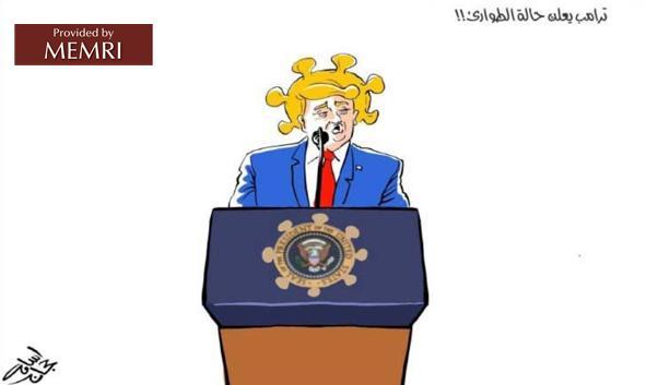 Trump y el covid19