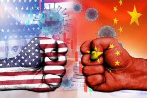 La lucha entre China y Estados Unidos
