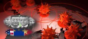 Coronavirus geopolítica líderes mundiales