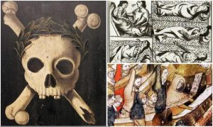 Peste antonina que afectó el imperio romano