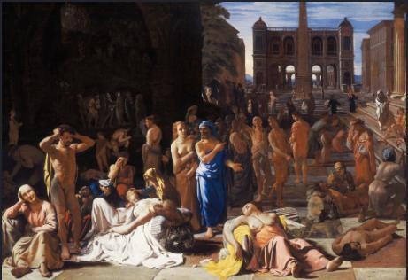 Primera epidemia: Atenas