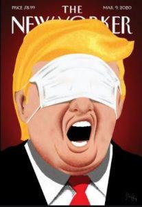 Trump no ve la pandemia del coronavirus