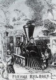 El rentable ferrocarril de Panamá