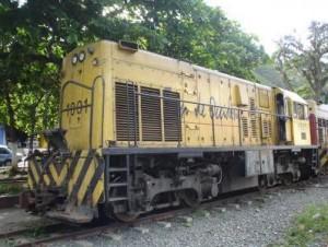 Ferrocarril diésel muy utilizado en Colombia