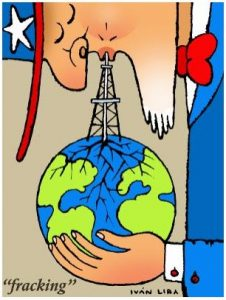 Estados Unidos presiona el empleo del Fracking