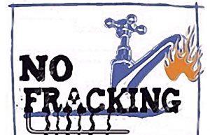 Fracking contaminación agua