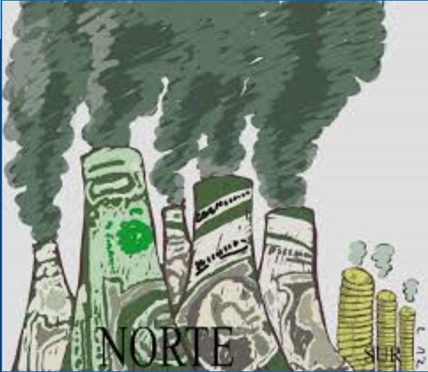 El fracking en USA implica pobreza en Suramérica