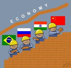 Economía de los países del grupo BRIC