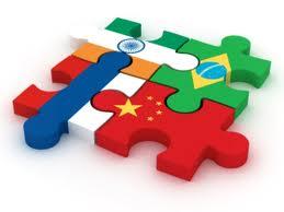 Países que componen en grupo BRIC