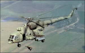 Helicópteros de guerra de fabricación Rusa