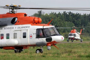 Helicopteros Operación Jaque