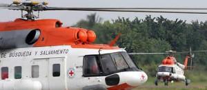 Helicopteros Rusos en Colombia