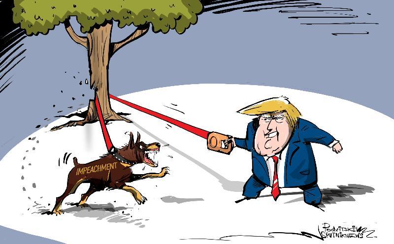 Trump podra tener un impeachment