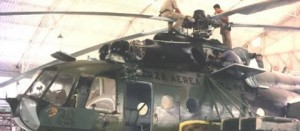 Mantenimiento de Helicopteros