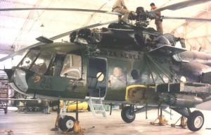 Mantenimiento de aeronaves militares