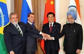 Presidentes del grupo BRIC