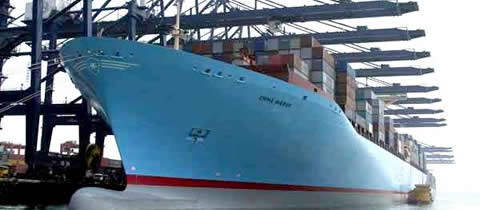 Puertos maritimos en el desarrollo del transporte