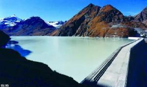 Represa de Grande Dixence Suiza