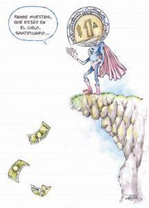 Ucrania en bancarrota