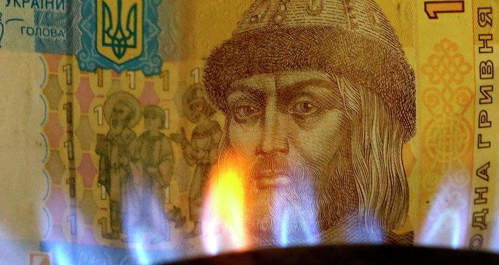 Ucrania sufre bajo fuego económico