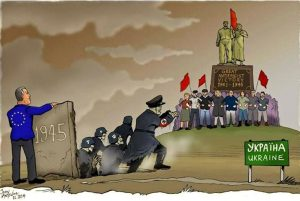 La OTAN pretende revivir los Nazis en Ucrania